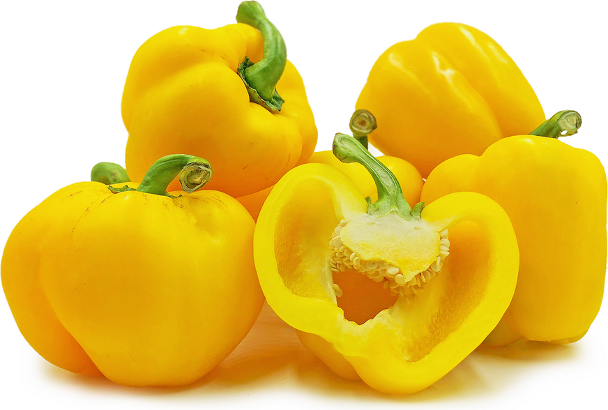 Mildred F1 Yellow Sweetpepper seeds (500 seeds)