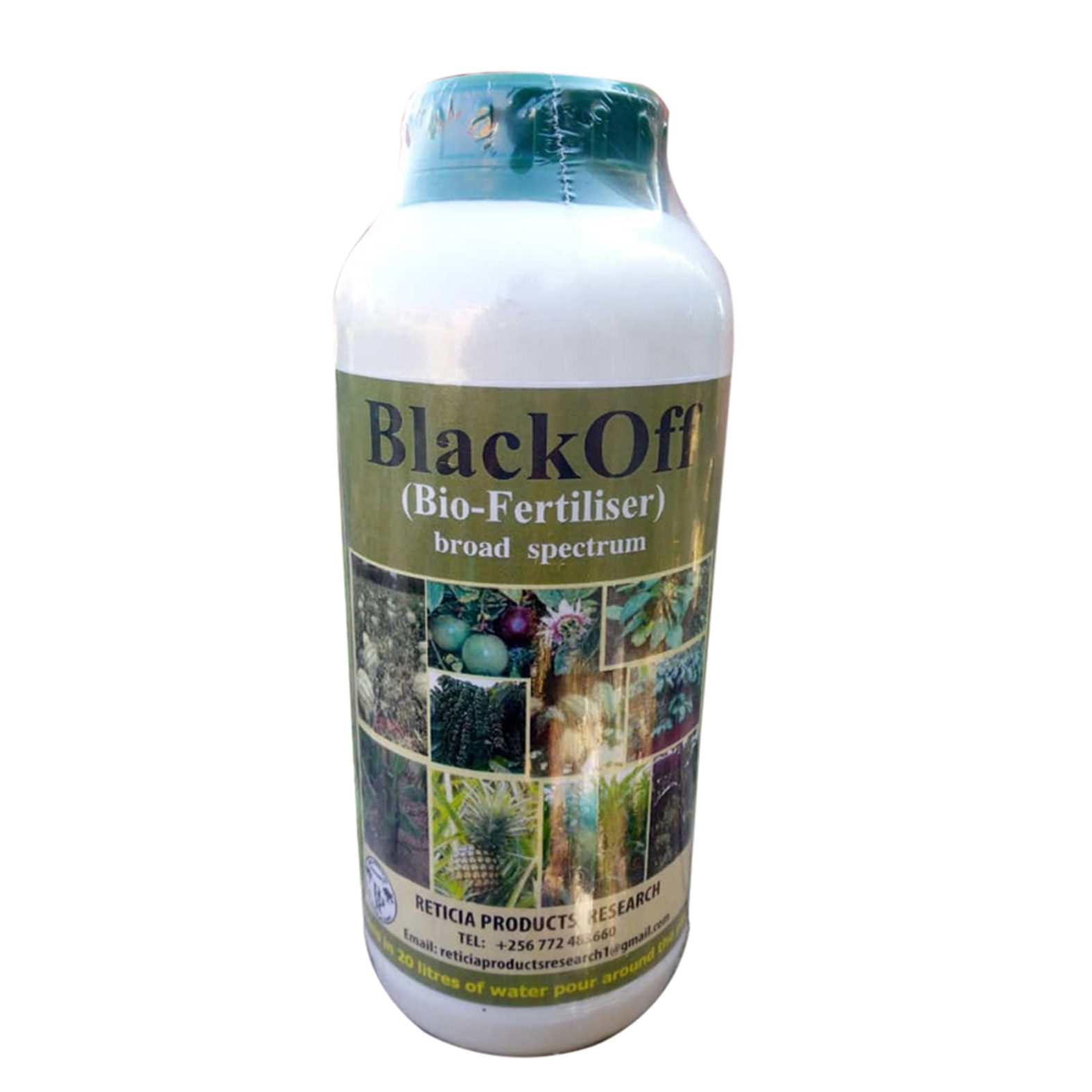 Black Off Natural Fertilizer (1L)