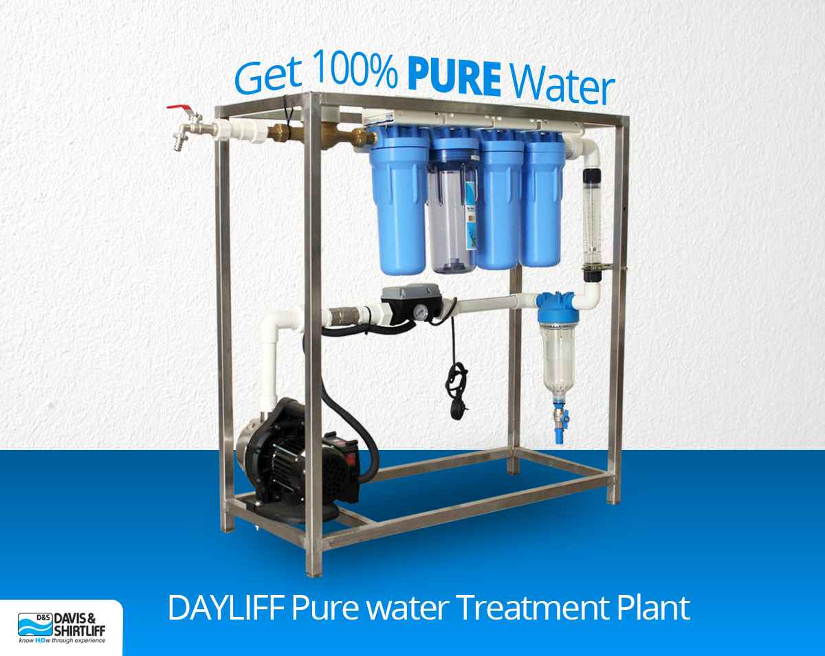 Dayliff Pure Water Treatment Plant