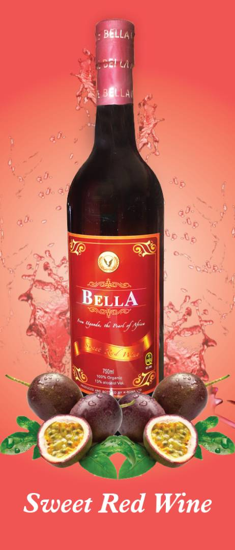 Bella Passion Sweet Red Wine (750 ml)