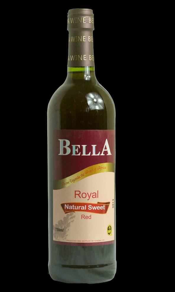 Bella Autumn Royal Natural Sweet Red Wine (750 ml)