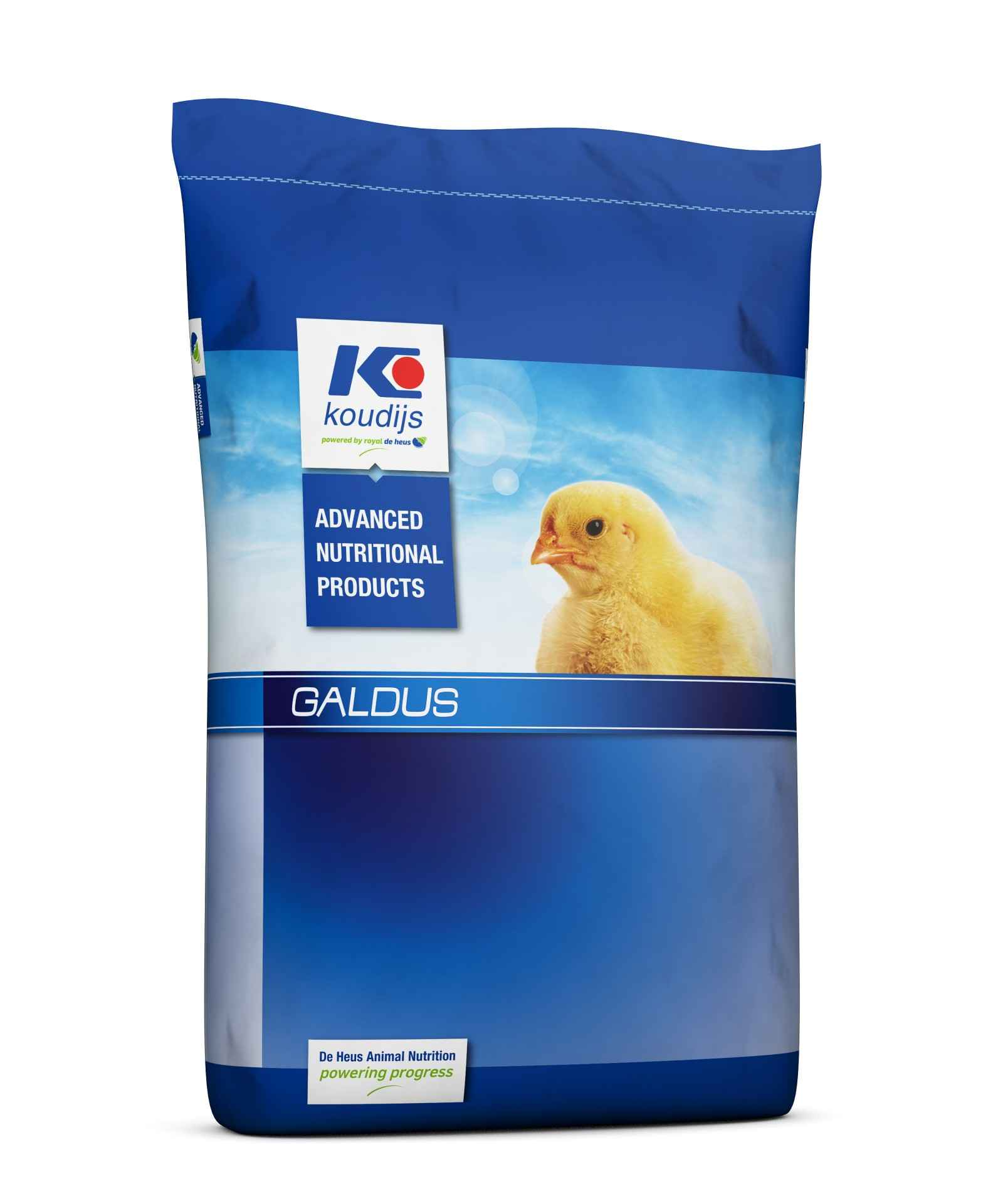 Koudijs Broiler Prestarter Concentrate Feeds 20% (50Kg)