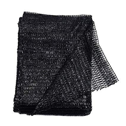 Black shed net (200 metres)