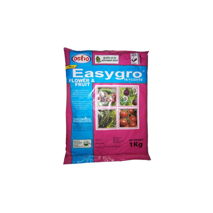 Easygro Flowers and Fruits (1Kg)