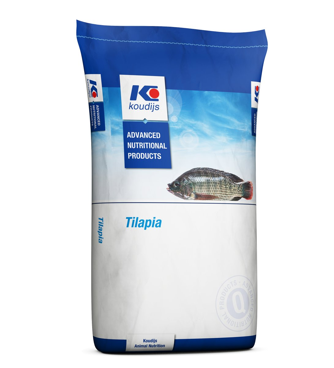 Koudijs Tilapia Fish Fry Powder Feeds 40% (10Kg)