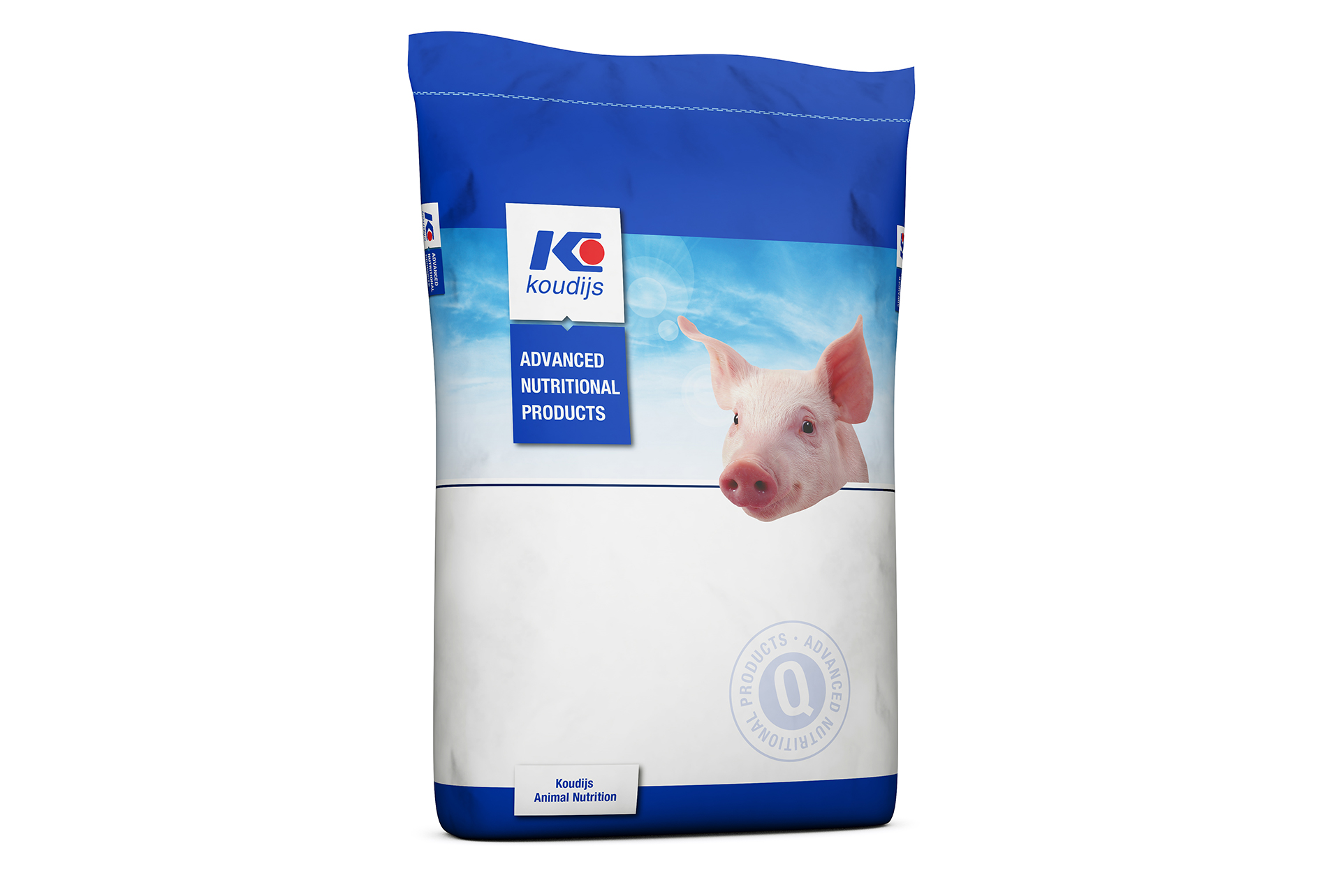 Koudijs Pig Concentrate Feeds 20/15% (50Kg)
