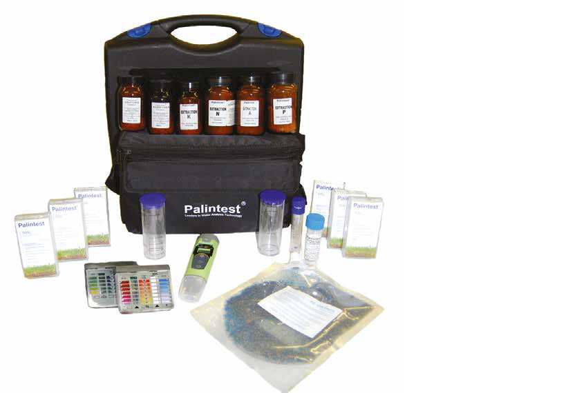 Soil testing kit (SKW 300)