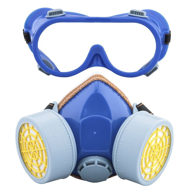 Spraying Protective Mask (1 piece)