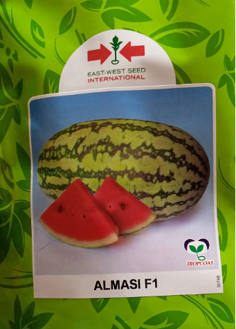Almasi F1 watermelon seeds (250gm)