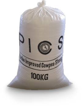 PICS post harvest grain storage bag (100Kg)