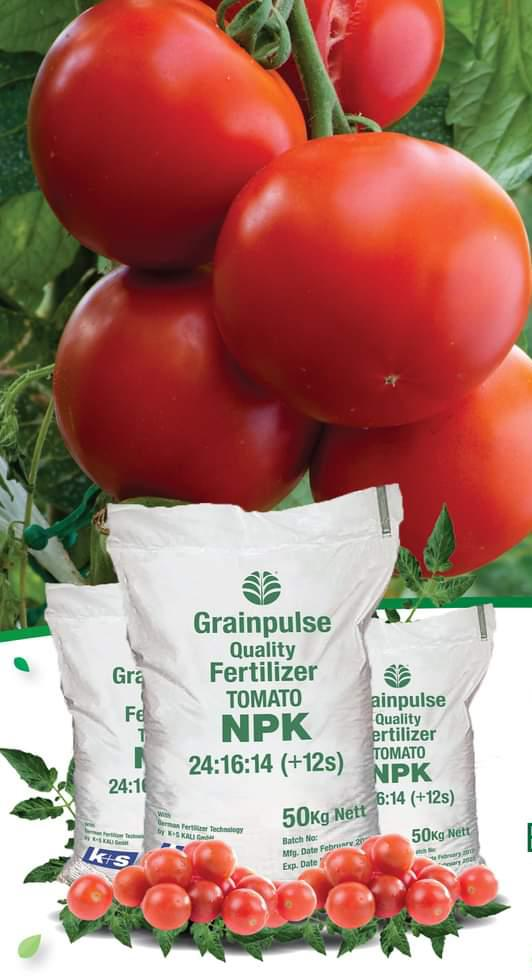 Tomato NPK Fertilizer (50Kg)