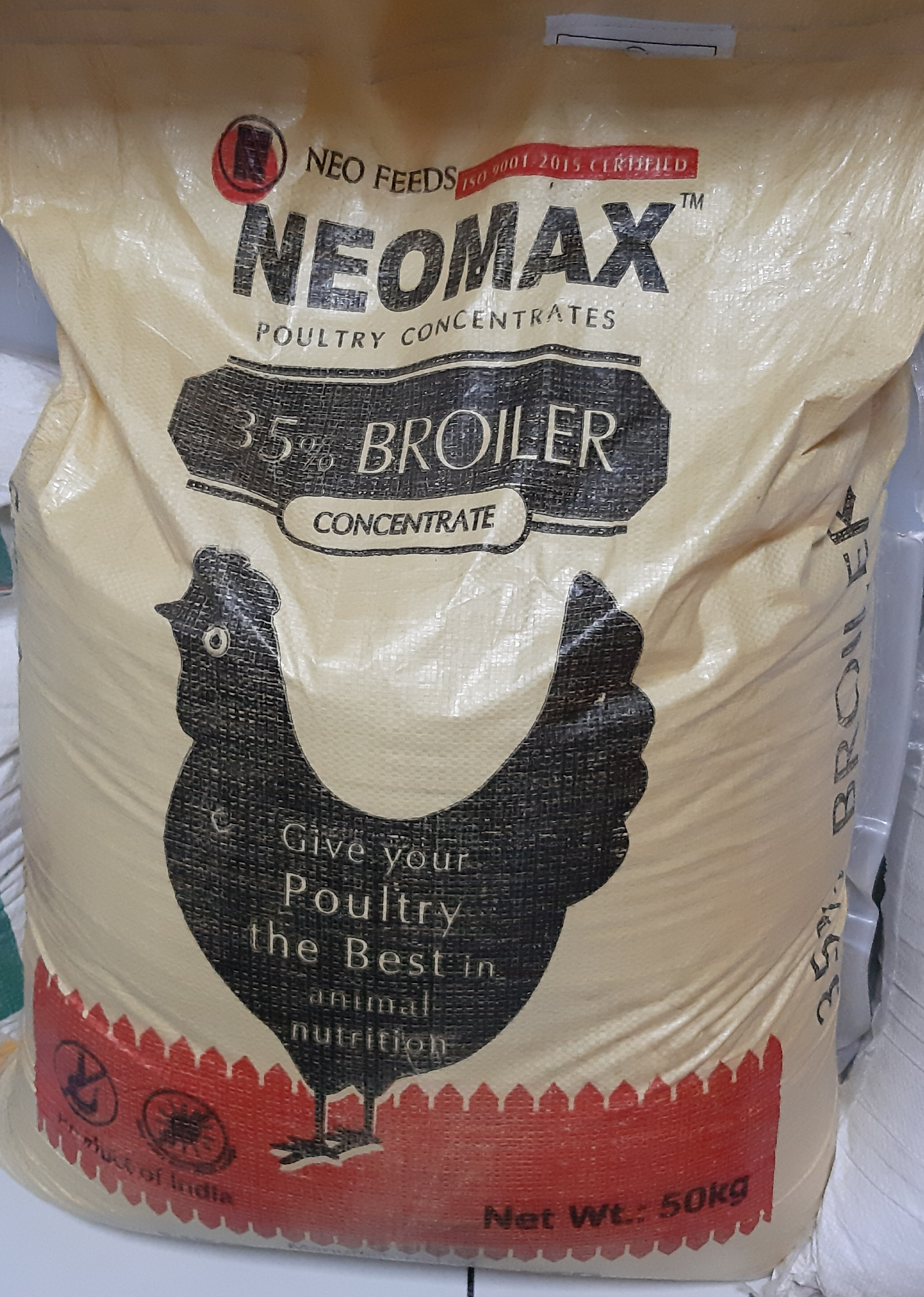 NEOMAX POULTRY CONCENTRATE (50Kg)