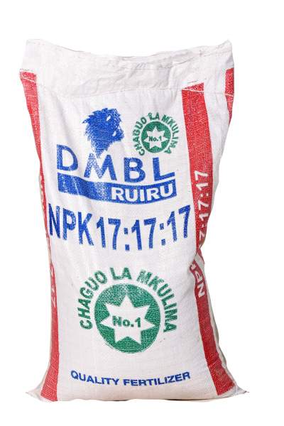 Nitrogen, Phosphorus and Potassium NPK 17:17:17 fertilizer (50Kg)