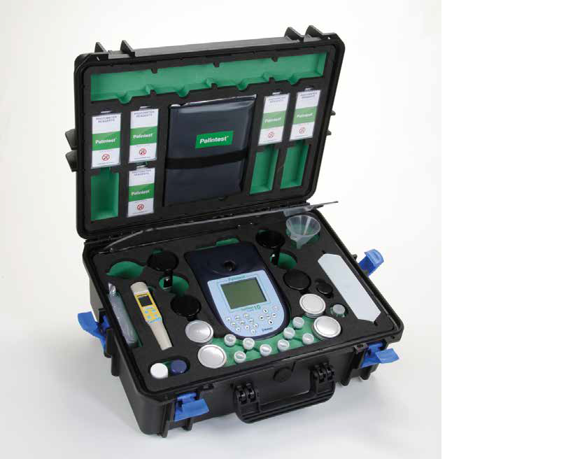 Soil testing kit (SKW 400)