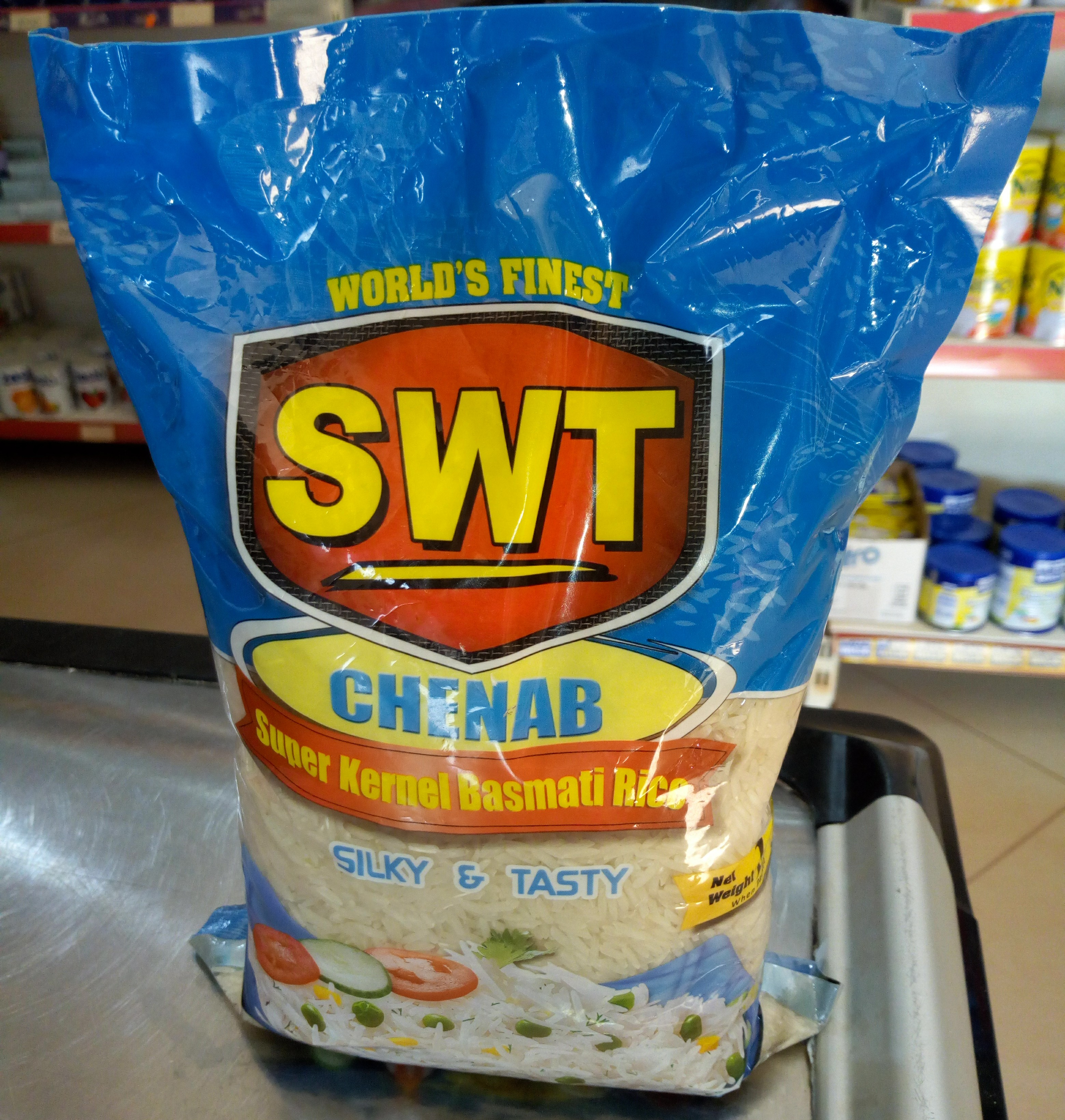 SWT rice produce (1Kg)