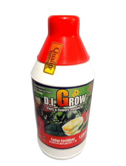 Di Grow Orange Organic Fruits and Flowers Enhancer (250ml)