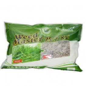 Powdered Weed Master 75.7 XL Glyphosate 50% non-selective herbicide (1Kg)