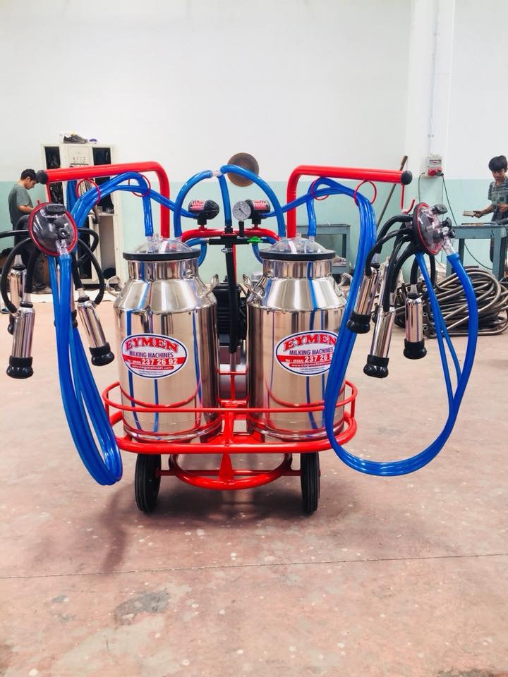 Mobile Milking Machine (1 cow)